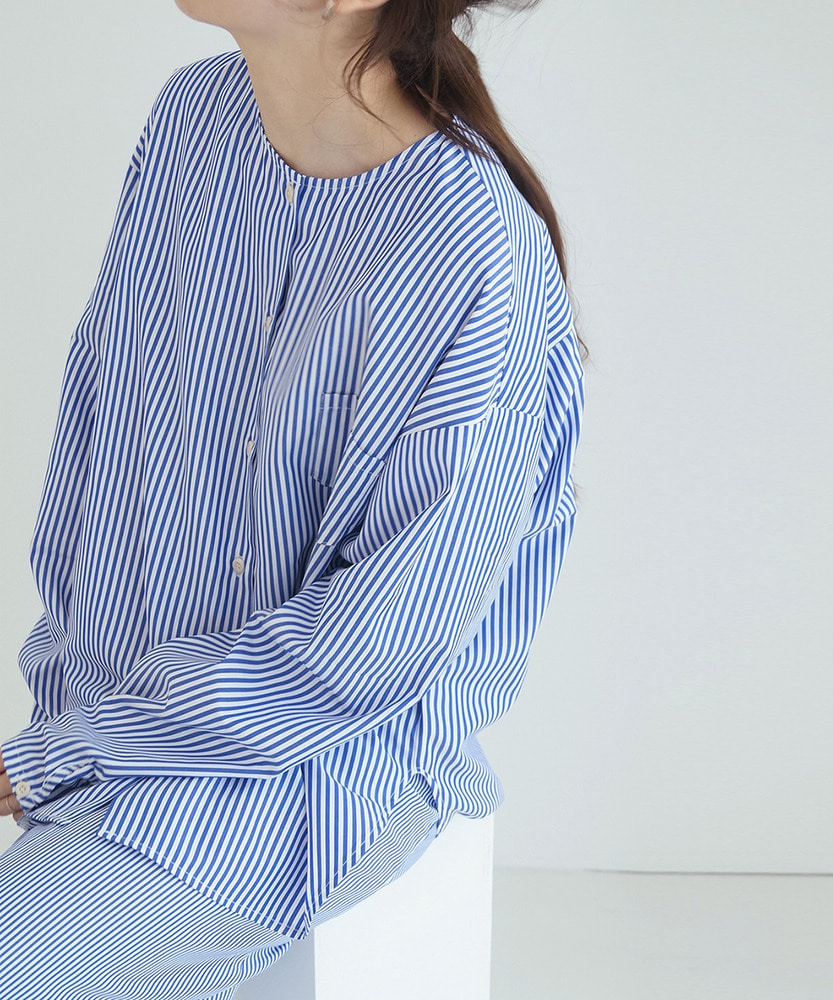 /주문폭주/18S/S-03. STRIPE SET-UP [TOP]