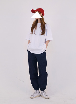 17S/S - 03. JOGGER PANTS [DENIM]