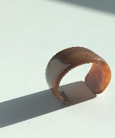 Brown bangle